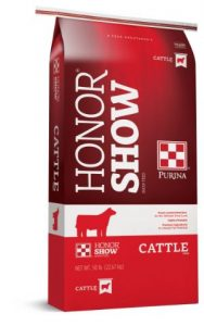 Purina Honor Show Cattle