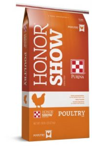 Purina Honor Show Poultry