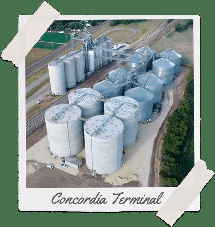 Cloud County Concordia Terminal location
