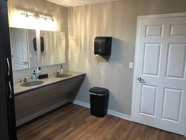 Cloud County Conference Room - Bathroom