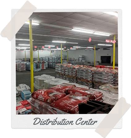 Cloud County Distribution Center