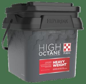 Purina High Octane Heavy Weight tub