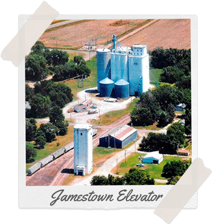Cloud County Jamestown Elevator location