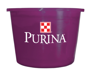 Purina Accuration Sheep and Goat Tub