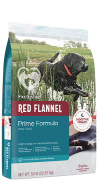 Exclusive Red Flannel Prime