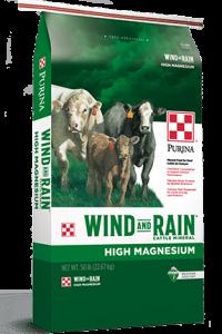 Purina Wind and Rain High Magnesium Mineral