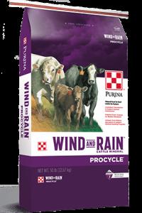 Purina Wind and Rain ProCycle Mineral