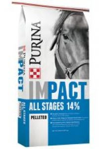 Purina Impact All Stages 14% Pellets