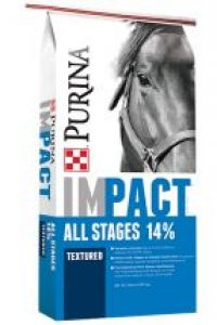Purina Impact All Stages 14% Textured