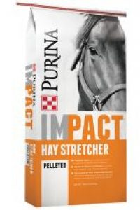 Purina Impact Hay Stretcher Pelleted